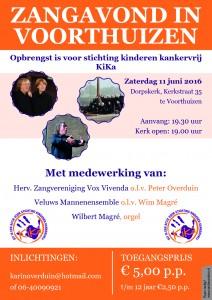Poster Voorthuizen 110602016